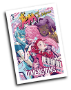 Jem and The Holograms: Dimensions #  3 (IDW Publishing 2018)