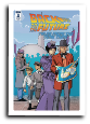 Back to the Future Time Train # 2 (IDW Comics 2017)