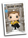 Star Trek: Boldly Go # 16 (IDW Comics 2017) Mike Martin Funko Variant Cover