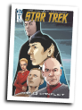 Star Trek: The Q Conflict #  1 of 6 (IDW Comics 2019)