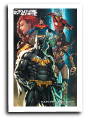 "Future State Justice League # 1 (DC Comics 2020) Variant Cover ""B"""