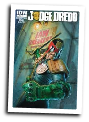Judge Dredd #  2 (IDW Comics 2012)