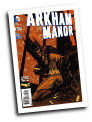 Arkham Manor #  3 (DC Comics 2014)