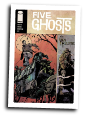 Five Ghosts # 15 (Image Comics 2014)