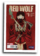 Red Wolf #  1 (Marvel Comics 2016)