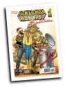Power Man and Iron Fist Sweet Christmas Annual # 1 (Marvel Comics 2016)
