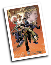 Librarians # 4 of 4 (Dynamite Comics 2017)