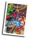 Justice League, DC Universe # 14 (DC Comics 2018) variant Cover