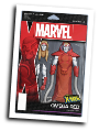 Uncanny X-Men #  6 (Marvel Comics 2018) Christopher Action Figure Variant