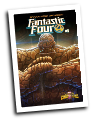 Fantastic Four # 6 Mystery Variant (Marvel Comics 2018)
