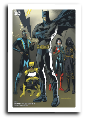 Batman and The Outsiders #  8 (DC Comics 2019) Variant Cover