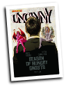 Uncanny, Season One #  6 (Dynamite Comics 2013)