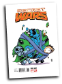 Secret Wars # 9 (Marvel Comics 2015) Skottie Young Variant Cover