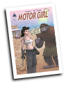 Motor Girl #  1 of 10 (Abstract Studios 2016)