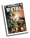 Dark Nights Metal # 4 of 6 (DC Comics 2017) Kubert Variant Cover