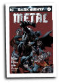Dark Nights Metal # 4 of 6 (DC Comics 2017) Lee Variant Cover