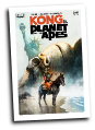 Kong on Planet of Apes # 1 of 6 (Boom Comics 2017)