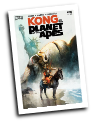 Kong on the Planet of the Apes #  1 of 6 (Boom Comics 2017)