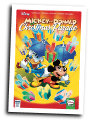 Mickey And Donald Christmas Parade (IDW Publishing 2018)