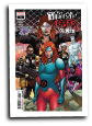 Typhoid Fever: X-Men #  1 (Marvel Comics 2018)