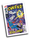 Cyko KO #  3 of 3 (Alterna Comics 2018)