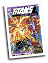 Titans: Burning Rage # 4 (DC Comics 2019)