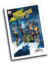 New Mutants #  2 (Marvel Comics 2019) DX