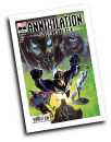 Annihilation Scourge: Alpha #  1 (Marvel Comics 2019)