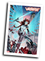 Valkyrie # 5 (Marvel Comics 2019) 2099 Variant Cover