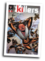 Killers #  5 of 5 (Valiant Comics 2019) Cover D