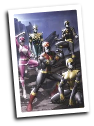 Mighty Morphin #  1 (Boom Comics 2020) One Per Store Thank You Variant