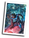 Nightwing # 76 (DC Comics 2020) Alan Quah Variant Cover