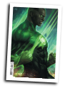 Dark Nights Death Metal #  4 (DC Comics 2020) Artgerm Green Lantern Cover