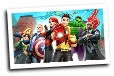 Avengers Academy, Arena and Undercover