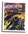 DC Comic Book Variant Covers