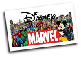 Marvel's Disney Comic Books
