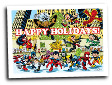 Holiday Comic Books