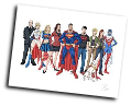 Rebirth Super Family Comic Books