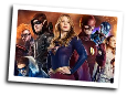 DC Comic Books Based on TV Shows
