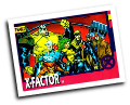 The X-Factor Teams Comic Books
