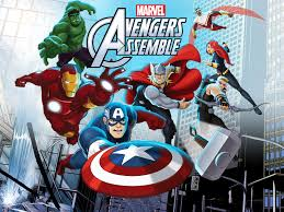 Avengers Assemble Comic Books