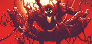 Carnage Comic Book Character